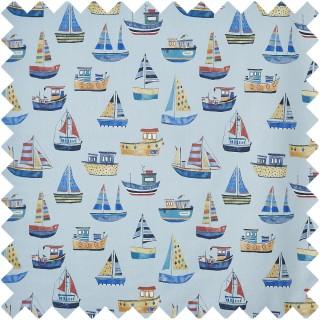 Prestigious Textiles Boat Club Fabric 5034/711