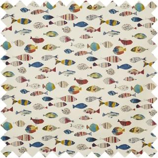 Prestigious Textiles Gone Fishing Fabric 5030/284