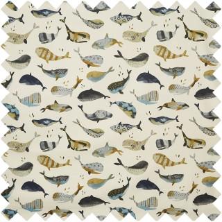 Prestigious Textiles Whale Watching Fabric 5036/106