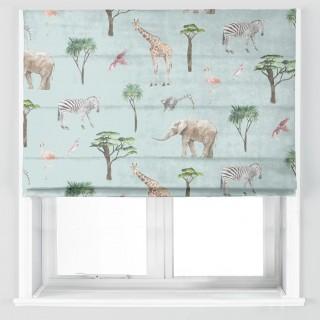 On Safari Fabric 8714/546 by Prestigious Textiles
