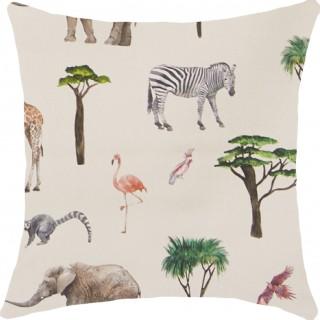 On Safari Fabric 8714/683 by Prestigious Textiles