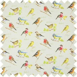 Prestigious Textiles Country Fair Garden Birds Fabric Collection 5813/031