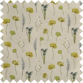 Flower Press Fabric 8689/561 by Prestigious Textiles