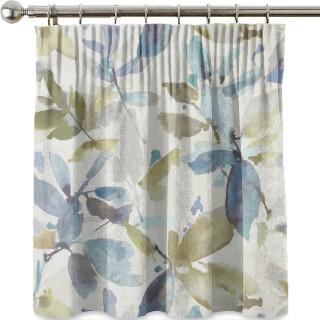 Prestigious Textiles Iona Azzuro Fabric Collection 1495/770