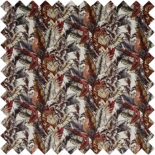 Bengal Tiger Fabric 3799/677 by Prestigious Textiles