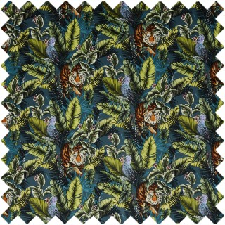 Bengal Tiger Fabric 3799/954 by Prestigious Textiles