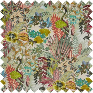 Hidden Paradise Fabric 3802/220 by Prestigious Textiles