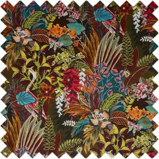 Hidden Paradise Fabric 3802/430 by Prestigious Textiles