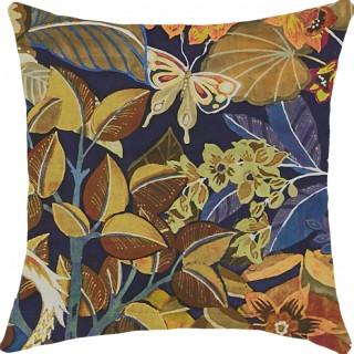 Hidden Paradise Fabric 3802/725 by Prestigious Textiles
