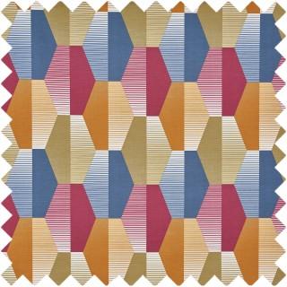 Hip Hop Fabric 5078/341 by Prestigious Textiles