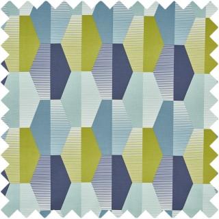 Hip Hop Fabric 5078/705 by Prestigious Textiles