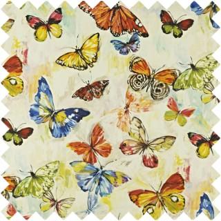 Prestigious Textiles Mardi Gras Butterfly Cloud Fabric Collection 8567/522