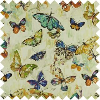 Prestigious Textiles Mardi Gras Butterfly Cloud Fabric Collection 8567/675