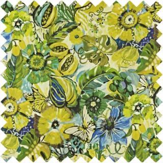 Prestigious Textiles Mardi Gras Tropical Garden Fabric Collection 8569/391