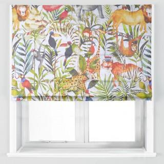 Prestigious Textiles King Of The Jungle Fabric 8630/010