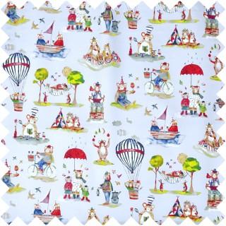Prestigious Textiles Little Bear Fabric 8631/780