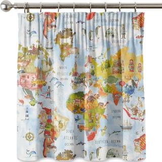 Adventure Fabric 8627/546 by Prestigious Textiles