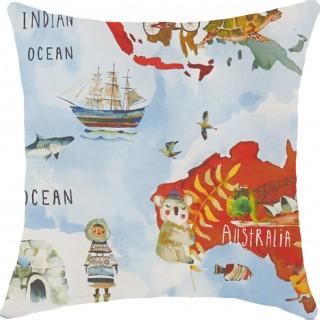 Prestigious Textiles Adventure Fabric 8627/546