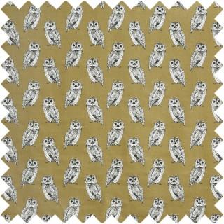 Prestigious Textiles Owl Fabric 5046/136