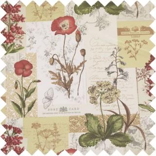 Prestigious Textiles Novelty Prints Wild Flower Fabric Collection 5908/119