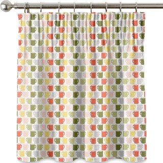 Prestigious Textiles Mug Of Tea Fabric 5072/406