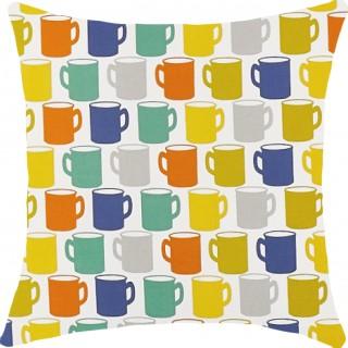 Prestigious Textiles Mug Of Tea Fabric 5072/524