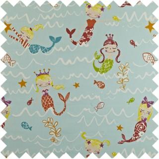 Prestigious Textiles Playtime Mermaid Fabric Collection 5720/604