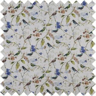 Prestigious Textiles Birdsong Fabric 5023/710