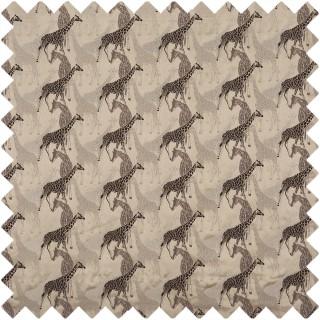 Giraffe Fabric 3865/564 by Prestigious Textiles