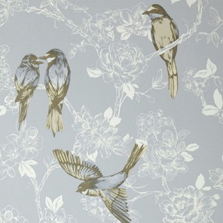 Prestigious Textiles Wallpaper Maison Songbird Collection 1616/047