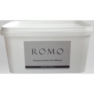 Romo Premium Quality Adhesive Paste 2.5kg Tub