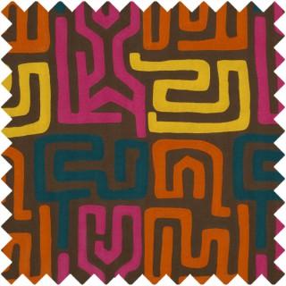 Geronimo Fabric Z538/04 by Zinc