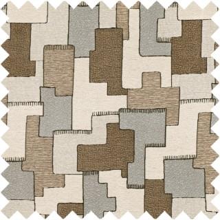 Saddle Blanket Fabric Z536/01 by Zinc