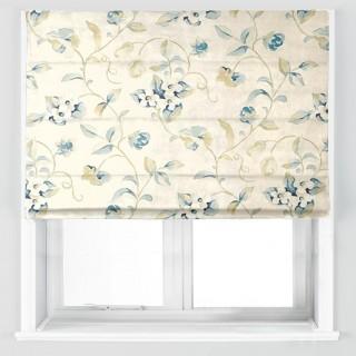 Orchard Blossom Fabric DAPGOR201 by Sanderson