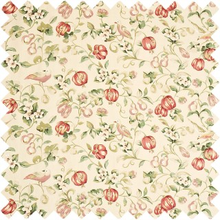 Pear and Pomegranate Fabric DAPGPE203 by Sanderson
