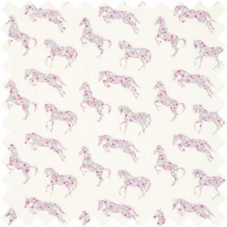 Pretty Ponies Fabric 233926 by Sanderson
