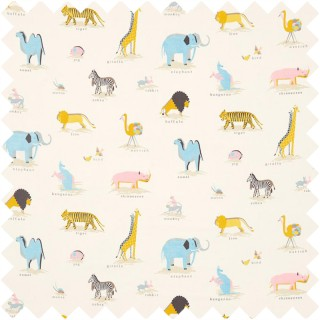 Two By Two Fabric 223902 by Sanderson