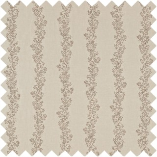 Sparkle Coral Embroidery Fabric 232978 by Sanderson