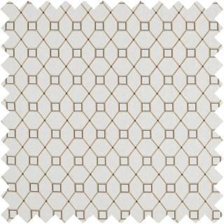 Baroque Trellis Fabric 236357 by Sanderson
