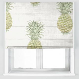 Pineapple Royale Fabric 226301 by Sanderson