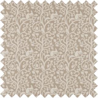 Squirrel & Dove Fabric 233265 by Sanderson