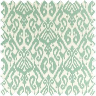 Kasuri Fabric 236891 by Sanderson