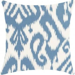Kasuri Fabric 236894 by Sanderson