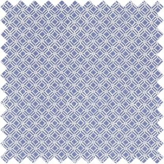Fretwork Fabric 223590 by Sanderson