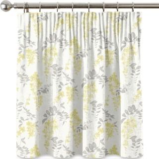 Wisteria Blossom Fabric 223578 by Sanderson