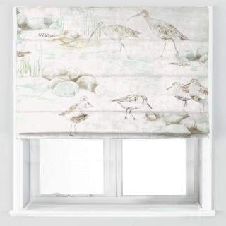 Estuary Birds Fabric 226426 by Sanderson
