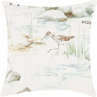Estuary Birds Fabric 226426 by Sanderson