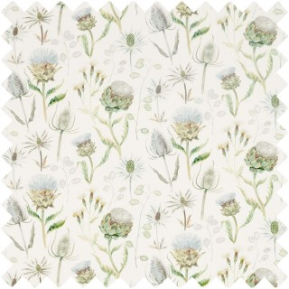 Thistle Garden Fabric 226421 by Sanderson