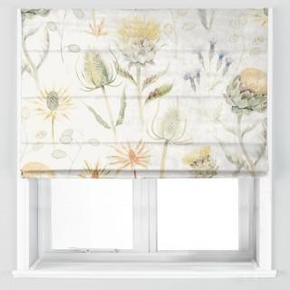 Thistle Garden Fabric 226422 by Sanderson
