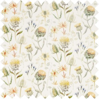 Thistle Garden Fabric 226422 by Sanderson